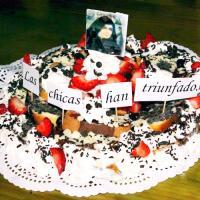 Concurso de tartas en la Residencia de Granada para celebrar el 169 aniversario del nacimiento de Santa Vicenta María.